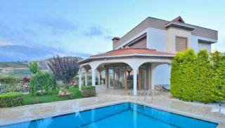 Gemeubileerde Villa Omringd door Privé Tuin in Kargicak, Alanya / Kargicak