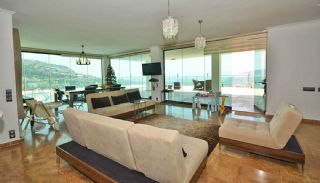 Uninterrupted Sea View Alanya House with Furniture, Interior Photos-1