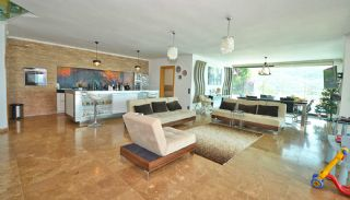 Uninterrupted Sea View Alanya House with Furniture, Interior Photos-2