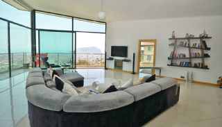 Uninterrupted Sea View Alanya House with Furniture, Interior Photos-9