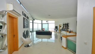 Uninterrupted Sea View Alanya House with Furniture, Interior Photos-13