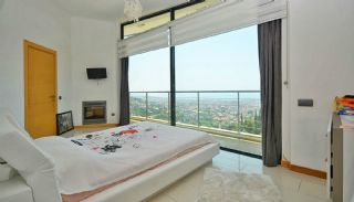 Uninterrupted Sea View Alanya House with Furniture, Interior Photos-16