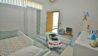 Uninterrupted Sea View Alanya House with Furniture, Interior Photos-17
