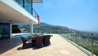 Uninterrupted Sea View Alanya House with Furniture, Interior Photos-22