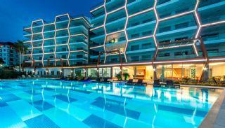 Artistically Designed Beachfront Apartments in Alanya, Alanya / Kargicak - video
