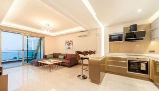 Mit Privilegien ausgestattete Wohnungen am Strand von Alanya, Foto's Innenbereich-2