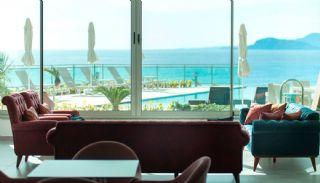 Mit Privilegien ausgestattete Wohnungen am Strand von Alanya, Foto's Innenbereich-3