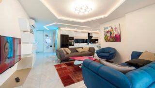 Mit Privilegien ausgestattete Wohnungen am Strand von Alanya, Foto's Innenbereich-4