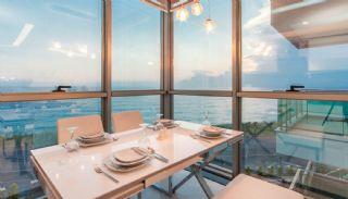 Mit Privilegien ausgestattete Wohnungen am Strand von Alanya, Foto's Innenbereich-5
