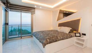 Mit Privilegien ausgestattete Wohnungen am Strand von Alanya, Foto's Innenbereich-8