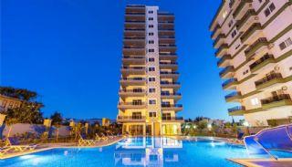 Unika Lägenheter med Fördelaktiga Funktioner i Alanya, Alanya / Mahmutlar - video