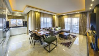 Unique Apartments with Favorable Features in Alanya, Interior Photos-1