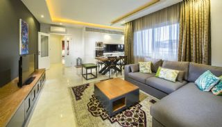 Unique Apartments with Favorable Features in Alanya, Interior Photos-2