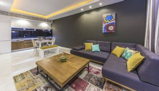 Unique Apartments with Favorable Features in Alanya, Interior Photos-4