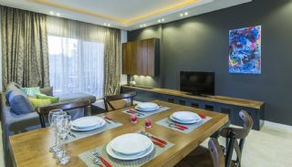 Unique Apartments with Favorable Features in Alanya, Interior Photos-6