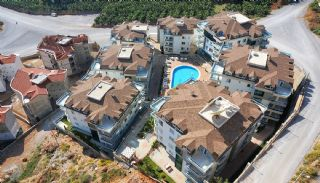 Turnkey Properties with Castle and Sea View in Alanya, Alanya / Center - video
