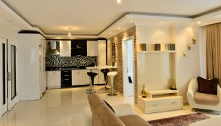 Turnkey Properties with Castle and Sea View in Alanya, Interior Photos-3