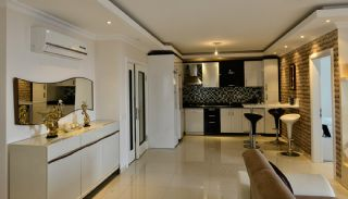 Turnkey Properties with Castle and Sea View in Alanya, Interior Photos-5