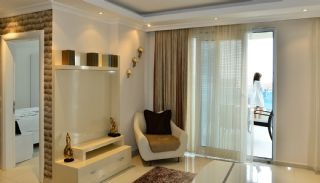Turnkey Properties with Castle and Sea View in Alanya, Interior Photos-6