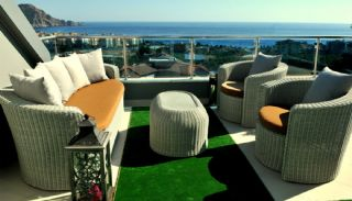 Turnkey Properties with Castle and Sea View in Alanya, Interior Photos-10