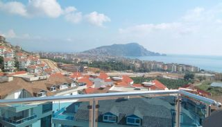 Turnkey Properties with Castle and Sea View in Alanya, Interior Photos-12