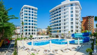 Holiday Apartments Offering Luxury Living in Alanya Center, Alanya / Center