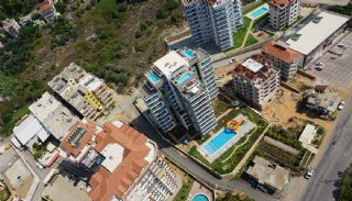 Alanya Apartment Offering Great Views of Castle and Sea, Alanya / Cikcilli - video