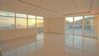 Alanya Apartment Offering Great Views of Castle and Sea, Interior Photos-3