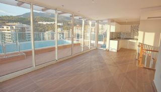 Alanya Apartment Offering Great Views of Castle and Sea, Interior Photos-5