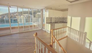 Alanya Apartment Offering Great Views of Castle and Sea, Interior Photos-6