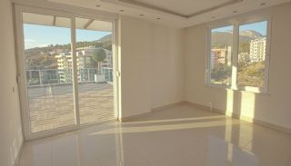 Alanya Apartment Offering Great Views of Castle and Sea, Interior Photos-8