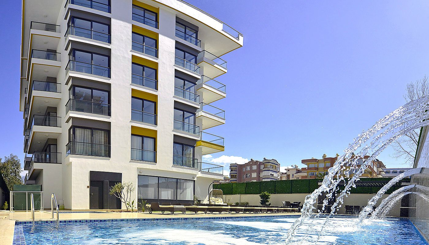 Ready to Move Apartments 100 m to the Beach in Oba