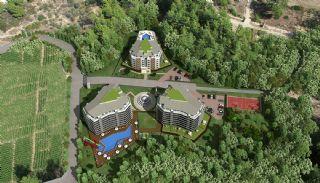 Appartements à Alanya Entourés Par la Forêt, Alanya / Avsallar - video