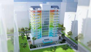 Well Designed Apartments on the Main Street in Mahmutlar, Alanya / Mahmutlar - video