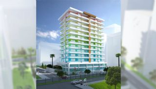Well Designed Apartments on the Main Street in Mahmutlar, Alanya / Mahmutlar