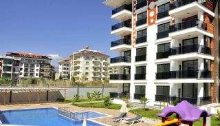 Schöne Alanya Wohnungen 100m zum Sandstrand, Alanya / Kestel - video