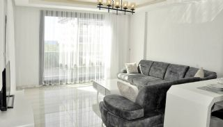 Уютные Квартиры в Алании в 100 м от Песчаного Пляжа, Фотографии комнат-1