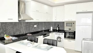 Schöne Alanya Wohnungen 100m zum Sandstrand, Foto's Innenbereich-6