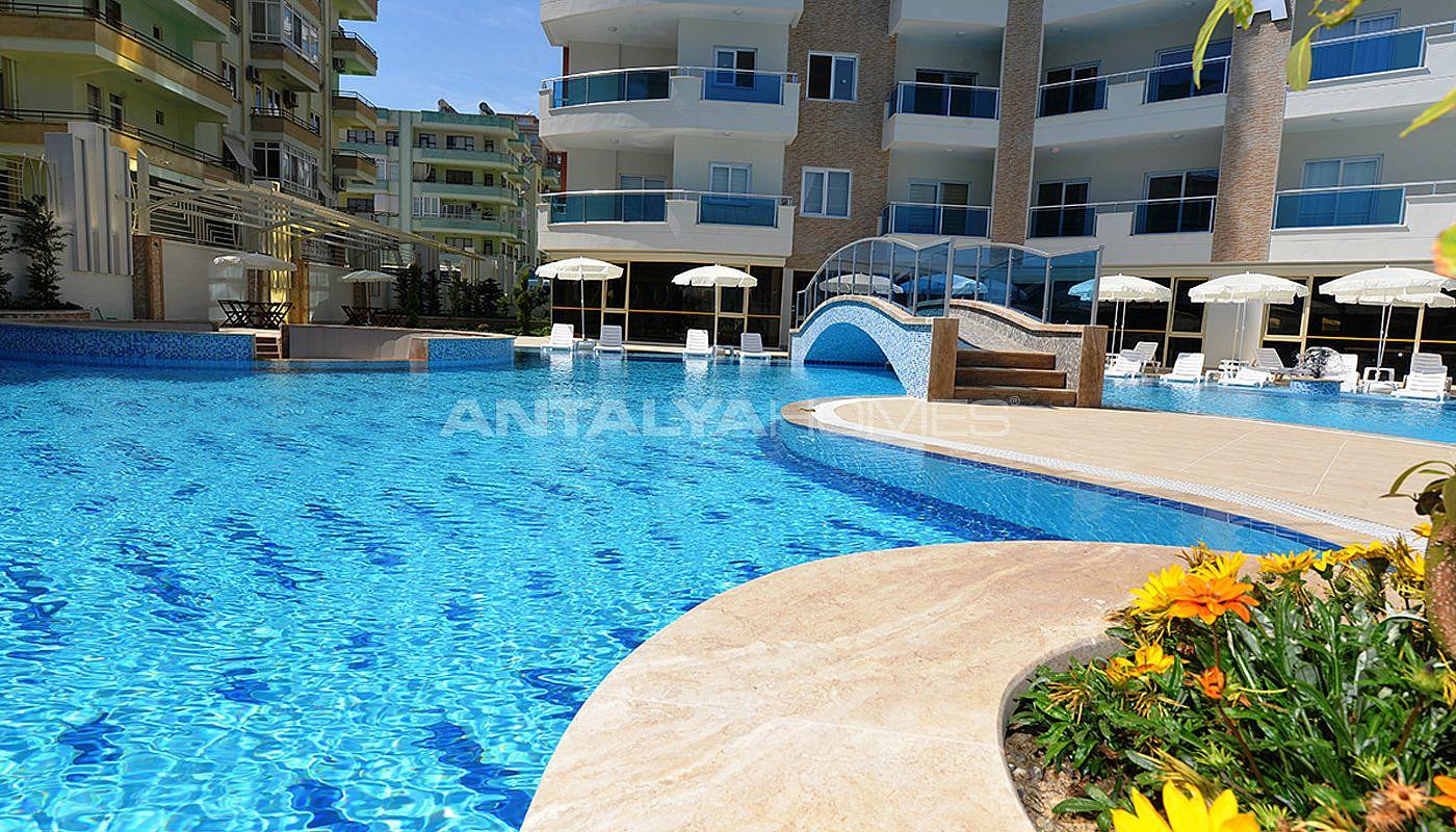 Design immobilie in alanya in der n he des strandes for Design hotel 5 sterne