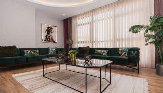 Новые квартиры в Турции на Знаменитой Улице в Алании, Фотографии комнат-2
