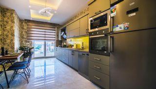 Новые квартиры в Турции на Знаменитой Улице в Алании, Фотографии комнат-4