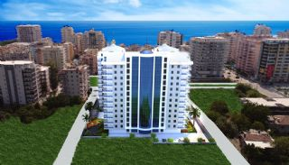 Alanya Appartementen Modern Design en Luxe Interieur, Alanya / Mahmutlar - video