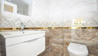 Ready to Move Apartments in Alanya Mahmutlar, Interior Photos-9