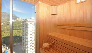 Schlüsselfertige Wohnungen in Alanya Mahmutlar, Foto's Innenbereich-11