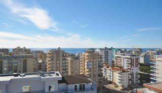 Schlüsselfertige Wohnungen in Alanya Mahmutlar, Foto's Innenbereich-15