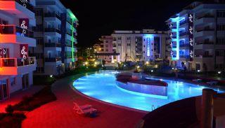 Stijlvol Ontworpen Klaar Appartementen in Alanya, Turkije, Alanya / Kestel - video