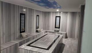 Квартиры с Уникальным Дизайном в 50 м от Пляжа в Алании, Алания / Каргыджак - video