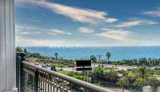 Квартиры с Уникальным Дизайном в 50 м от Пляжа в Алании, Алания / Каргыджак