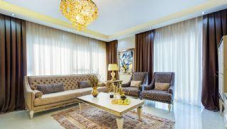 Квартиры с Уникальным Дизайном в 50 м от Пляжа в Алании, Фотографии комнат-1