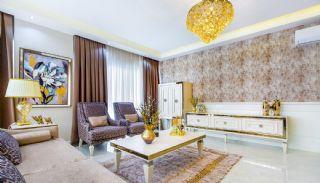 Квартиры с Уникальным Дизайном в 50 м от Пляжа в Алании, Фотографии комнат-2